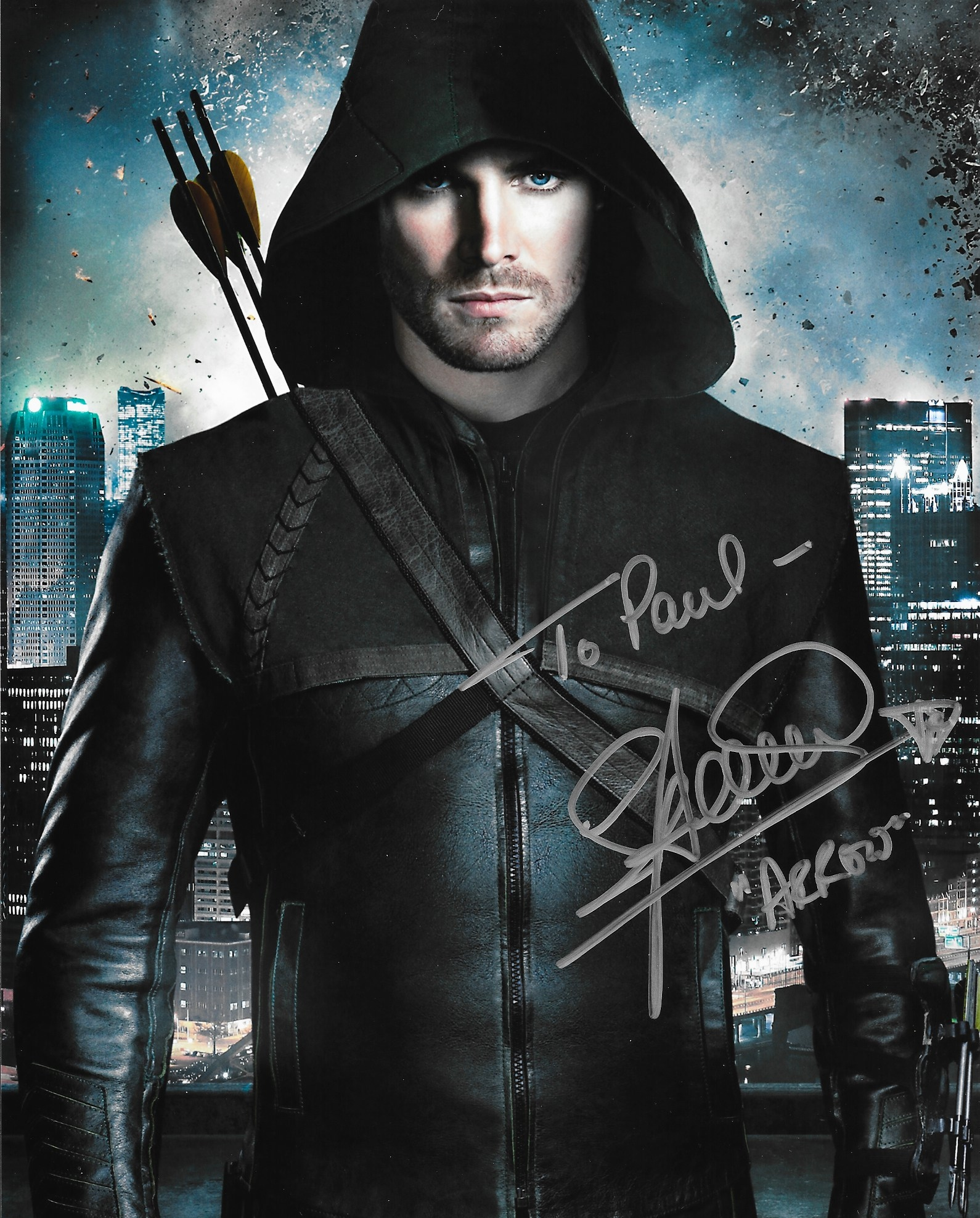 Stephen Amell Spartacus